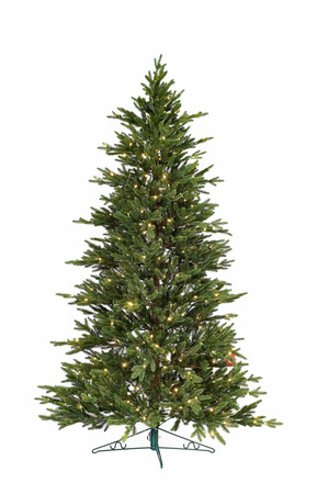 Елка VERMONT LUX 245 см, LED лампы, литая 100%, Holland Trees